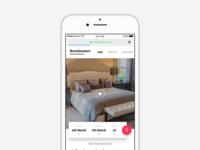 Hotel & Resort Webapp