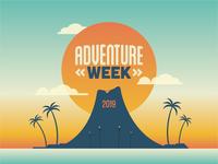 Adventure Week 2019 Branding