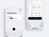 Remindly – Reminders created on the fly