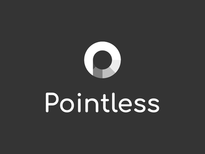 Pointless Logo github circleci chrome extension branding