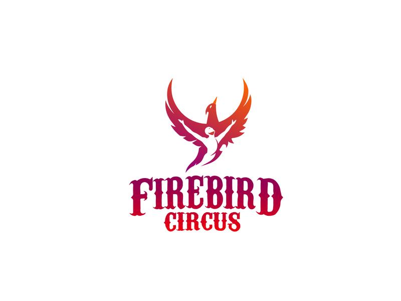 Firebird Circus - Logo