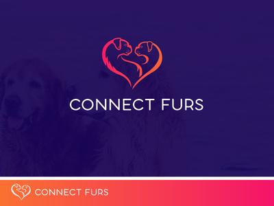 Connect Furs - Logo Direction