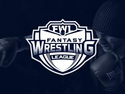 Fantasy Wrestling League Logo