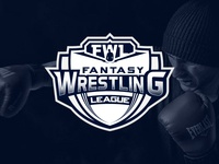 Fantasy Wrestling League Logo