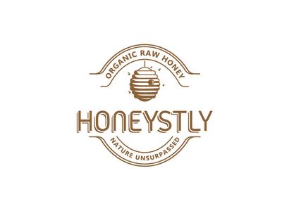 Honeystly Logo concept