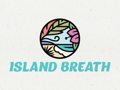 Island Breath Logo