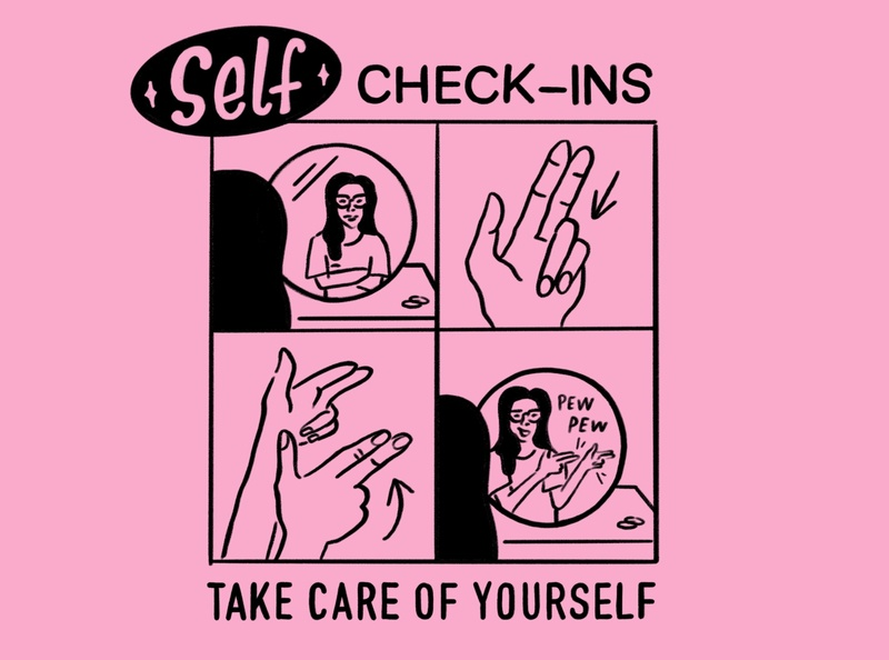 Self Check-Ins