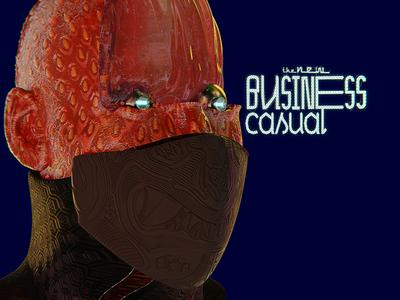 Business Casual v2 strawberrybugs bogotá cycles render illustrator c4d blender3d photoshop render cinema 4d 3d zbrush