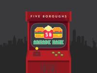 Arcade Game Design