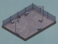 Hello Dribbble! Let's play some ball