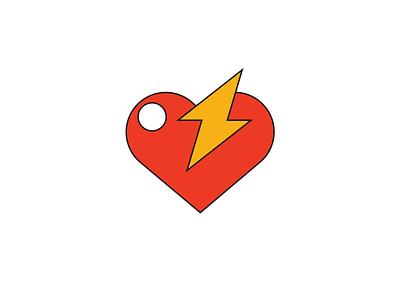 Bonus Heart video game heart icon cycle motion design loop gif shape animation vector animation vector illustration