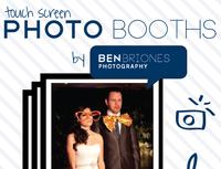 Photo Booth Brochure for Ben Briones Photography