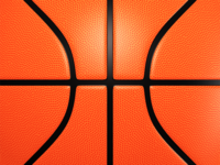Basket Ball - Close up