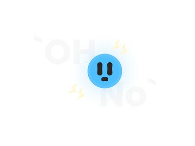 404 - Page black blue 404 error page