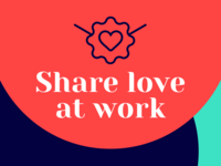 Share Love At Work