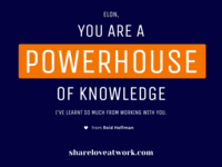 Reid Hoffman &  Elon Musk | Share Love At Work