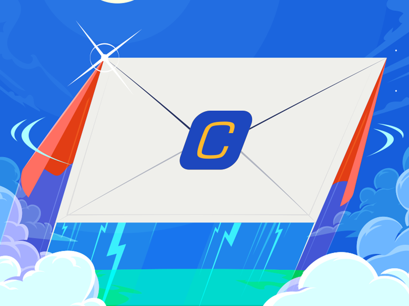 Awesome Emails superpower sky flying superhero emails awesomeness awesome