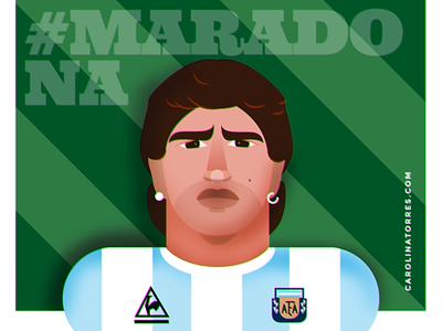 Maradona ilustraciones illustration art soccer futbol argentina digital ilustración maradona illustrator illustration