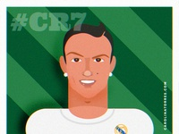 Cristiano Ronaldo Illustration