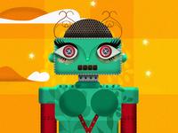 Sad Robot 2
