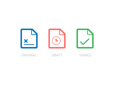 Signature iOS Glyphs ui iphone app ios icon original draft sign android glyph document signeasy