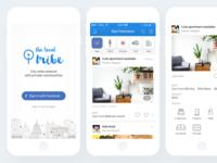 Social feed - iOS