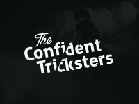 The Confident tricksters - Logo design