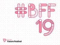 Barnsley future festival - Logo & branding