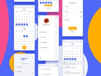 Bookify — Time Booking App