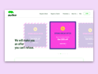 Ourbus Homepage Offers