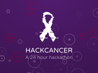 Hack Cancer Branding