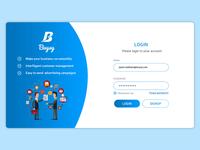 Dashboard Signin Copcept
