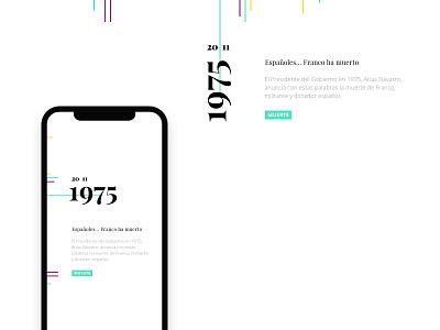History Line line historyline date ui ux design numbers history timeline