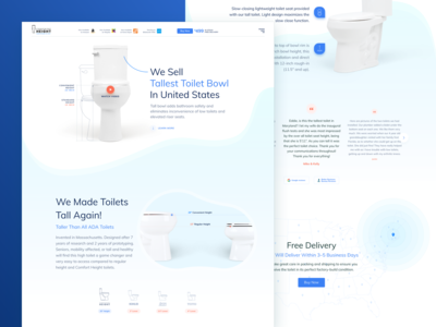 Landing Page Conception