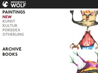 wednesdaywolf.com