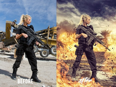 Before / After - Retouchlab.net