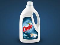 Owio washing powder
