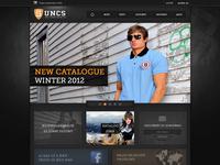 UNCS webdesign #1