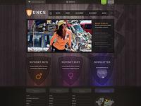 UNCS webdesign #2