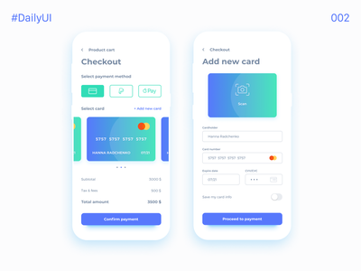 DailyUI_002_Credit card checkout challenge credit card checkout credit cards credit card creditcard credit card dailyui 002 dailyuidesign daily 100 challenge dailyuichallenge daily ui daily interface design ux ui