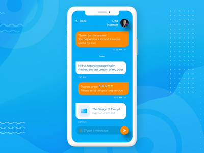 DailyUI_013_Direct Messaging interface messages app messages message messaging app messaging direct messaging dailyui013 daily ui 013 daily ui design challenge daily dailyuichallenge dailyui daily 100 challenge daily ui design ux ui