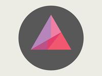 """Abstrakt """"A"""" Logo"""