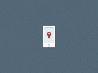 Get Lost iphone map lost
