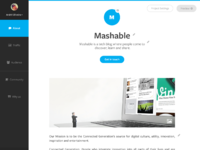 Mashable media kit