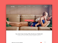 Strutly Homepage