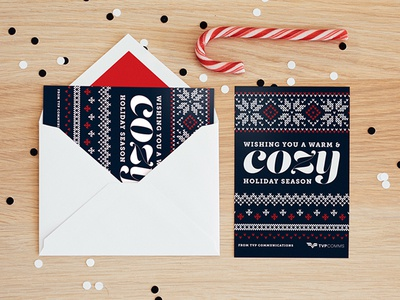 TVP Communications Holiday Card