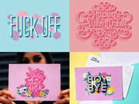 Top Dribbble Posts for 2018