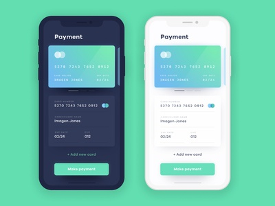 Credit Card Checkout: Daily UI #02