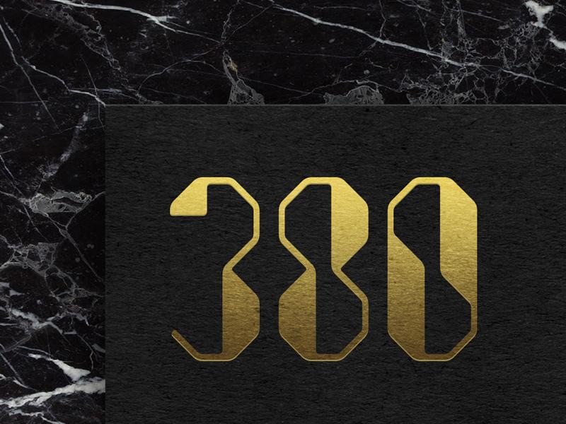 308 typography experiment