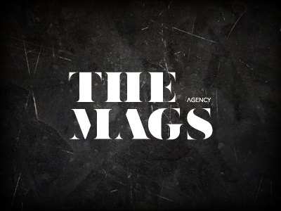 The Mags Agency Typographic Experiment typography typo sign lettering letter themags font chadomoto dimiter petrov димитър петров